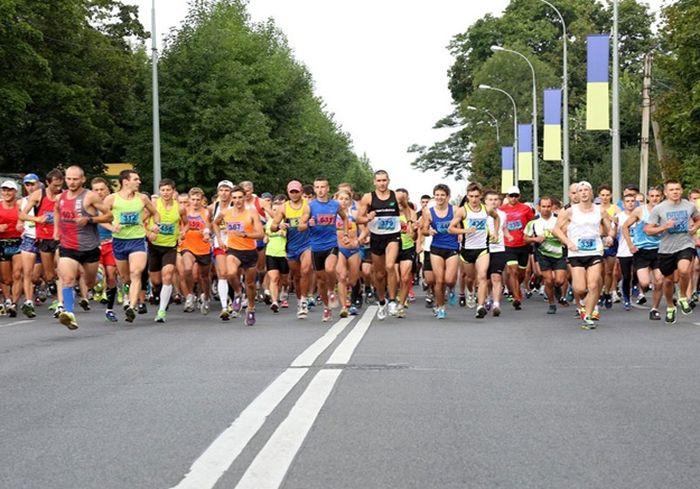 Началась регистрация на харьковский марафон