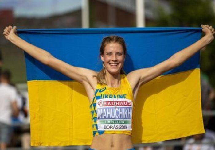 Юная украинка стала лучшей молодой легкоатлеткой мира