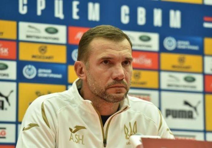 Шевченко оценил соперников Украины по группе на Евро-2020