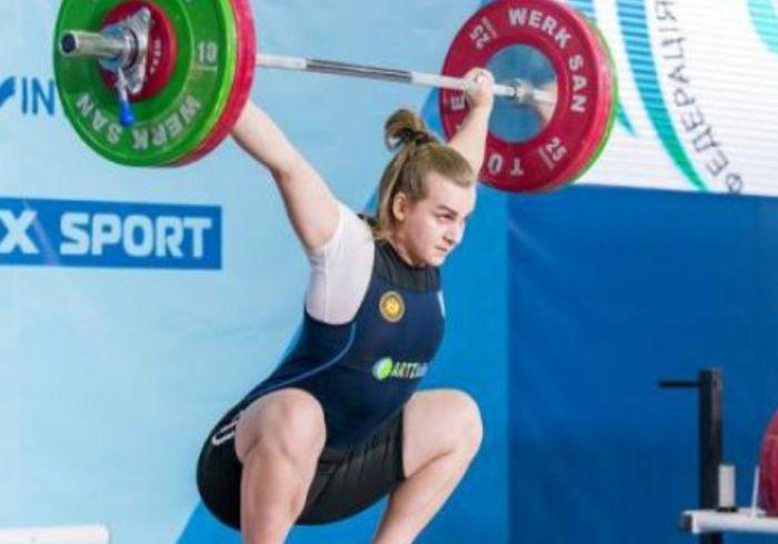 Харьковчане стали триумфаторами чемпионата Украины по тяжелой атлетике