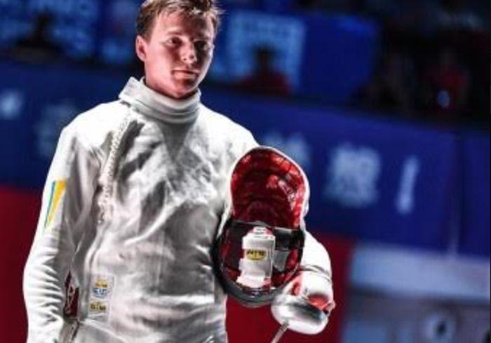 Роман Свичкарь стал призером Кубка мира