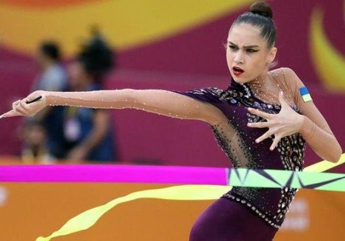 Харьковская гимнастка победила на турнире в Барселоне