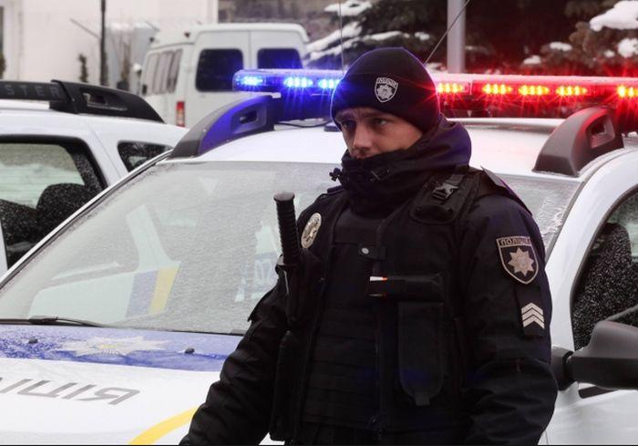 Патрульные задержали в Харькове «конченого» водителя