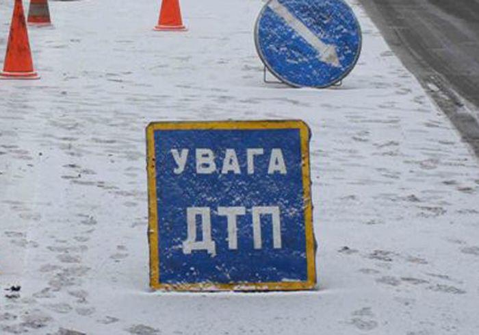 ДТП в Харькове – дорогу не поделили Mitsubishi и Opel (фото)