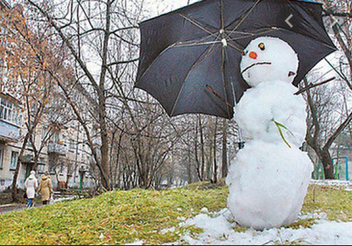 Синоптики: в Харьков возвращается тепло