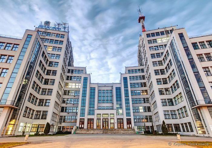 «Столица конструктивизма»: в Харькове презентовали уникальный фотоальбом (видео)