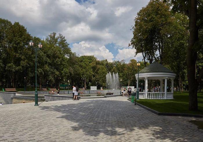 В харьковском саду Шевченко снова подорожали туалеты