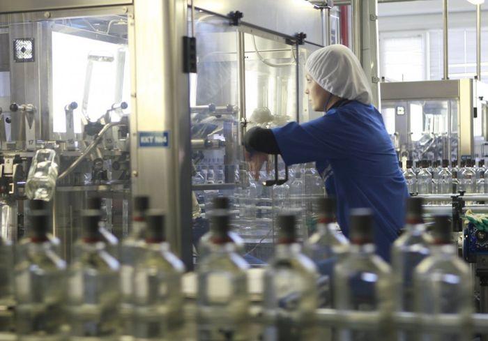 Отменена госмонополия на производство спирта