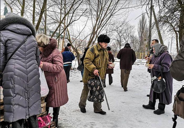 В Харькове поддержат бездомных