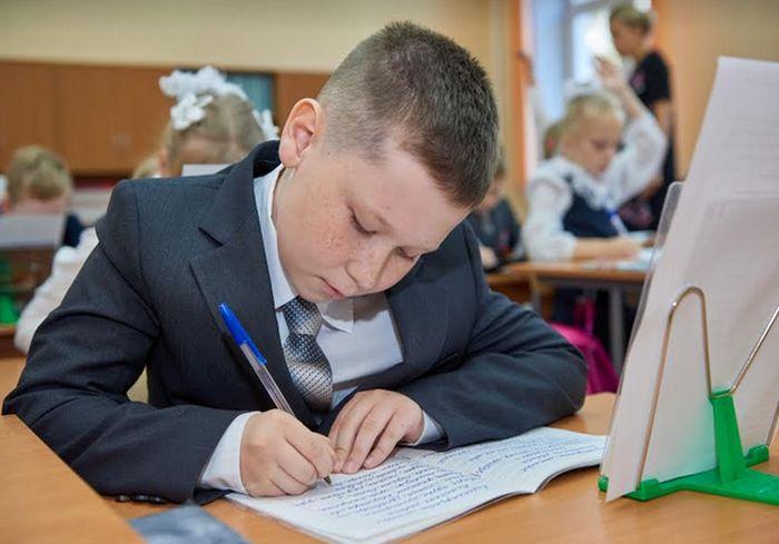 Украинские школьники умениями не порадовали
