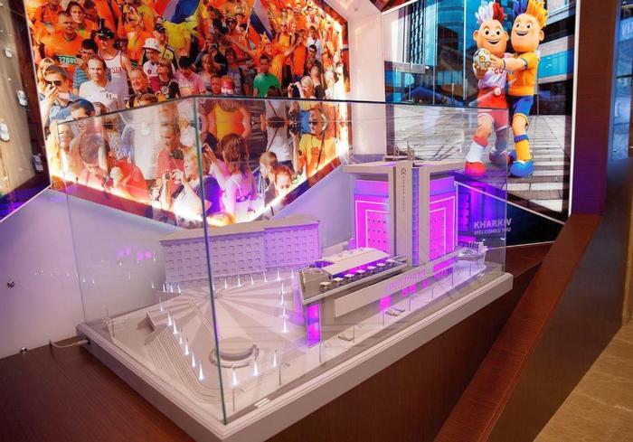 В Харькове открыли футбольный музей (фоторепортаж)