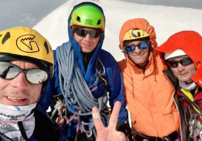 Харьковчан признали лучшими альпинистами Украины