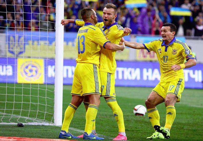 Сборная будет готовиться к чемпионату Европы в Харькове