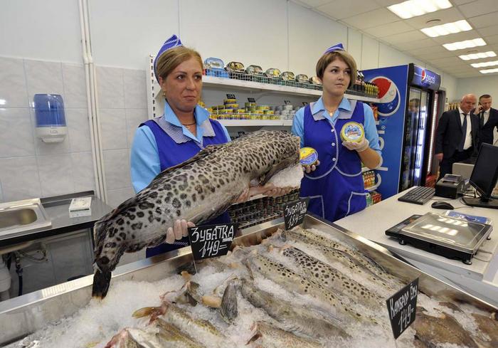Актуально: как выбрать замороженную рыбу к новогоднему столу