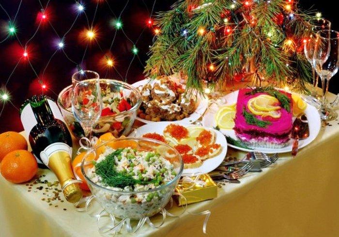 Что приготовить на Новый год: несколько несложных рецептов