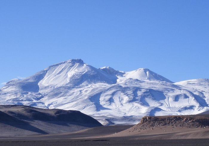 Харьковчанин установил мировой рекорд на высоте 6377 метров (фото)
