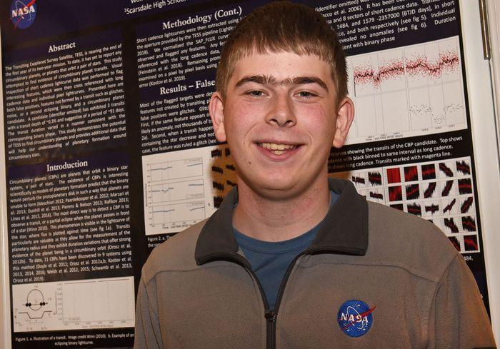 Школьник помог ученым открыть новую планету (видео)