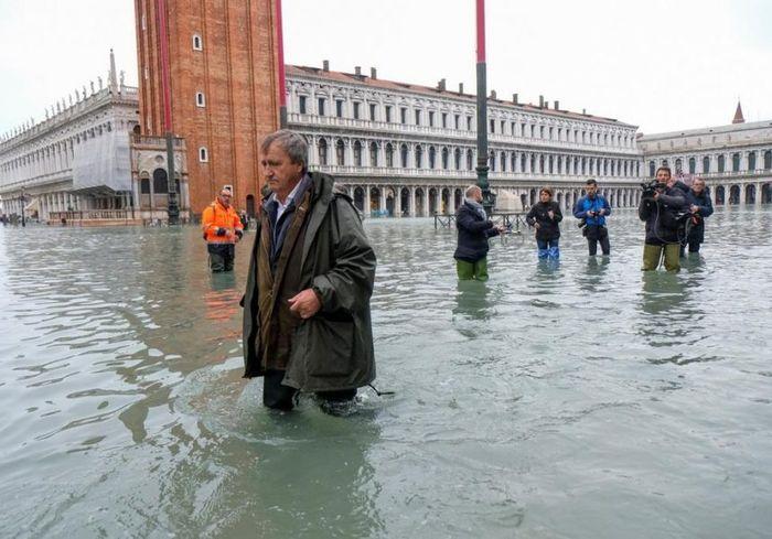 «То густо, то пусто»: после наводнения на Венецию обрушилась другая напасть (фото)