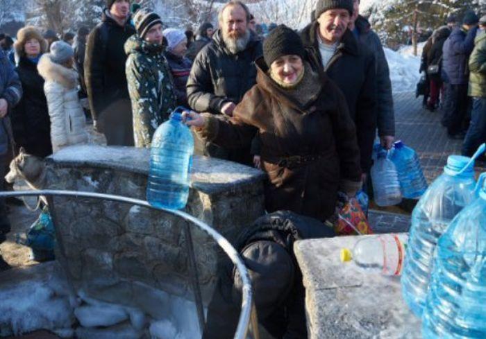 Стало известно, где на Крещение в источниках Харькова освятят воду
