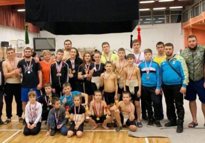 Харьковчане потрясающе выступили на Кубке Европы в Венгрии