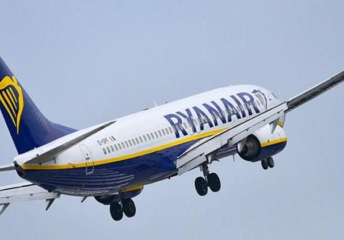 Ryanair запустил из Харькова новый рейс в европейскую столицу
