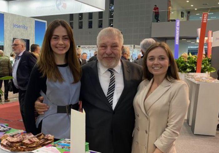 В Чехии продемонстрировали туристический потенциал Харькова