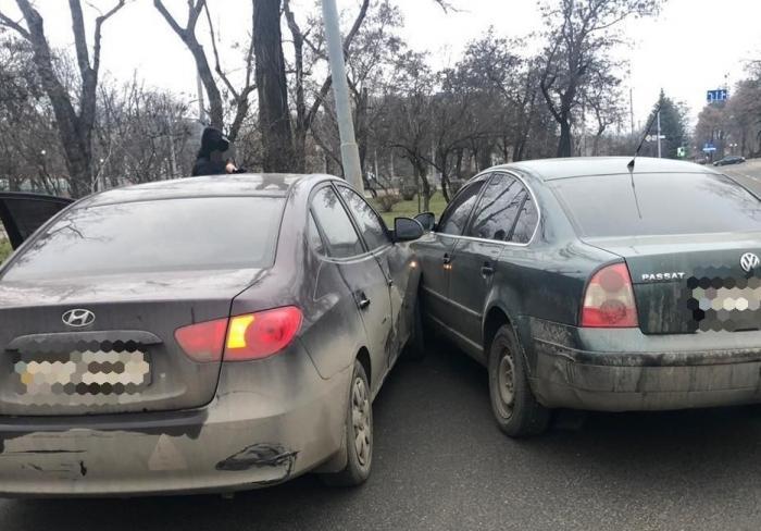 Погоня в центре Харькова: задержали подполковника-взяточника