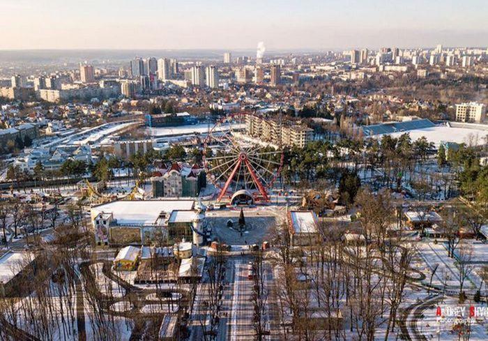 «Две номинации»: Харьков неожиданно прославился на всю Украину (фото)