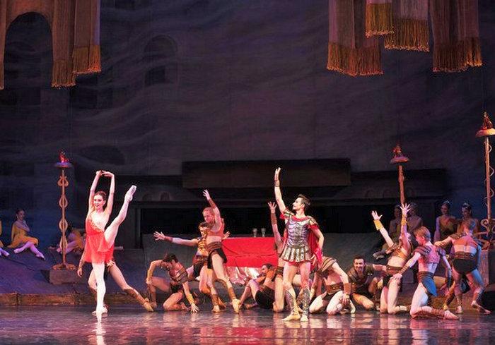 Премьера масштабного балетного шоу пройдет в Харькове