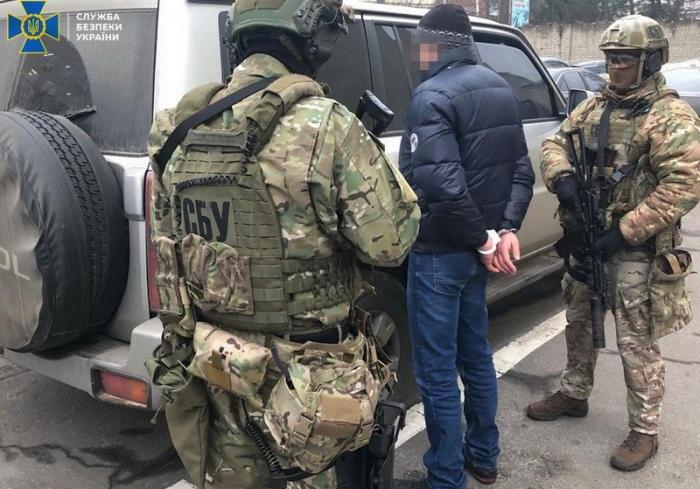 Многоходовочка: СБУ задержала в Харькове заказного киллера из Грузии (видео)