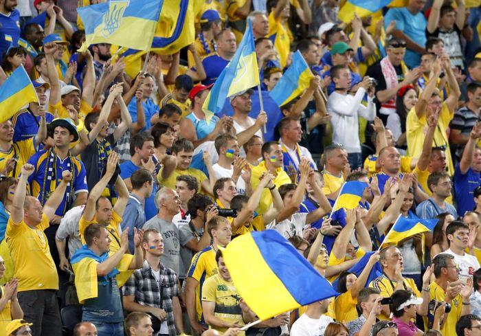 Футбольные болельщики в Харькове с нетерпением ждут лета