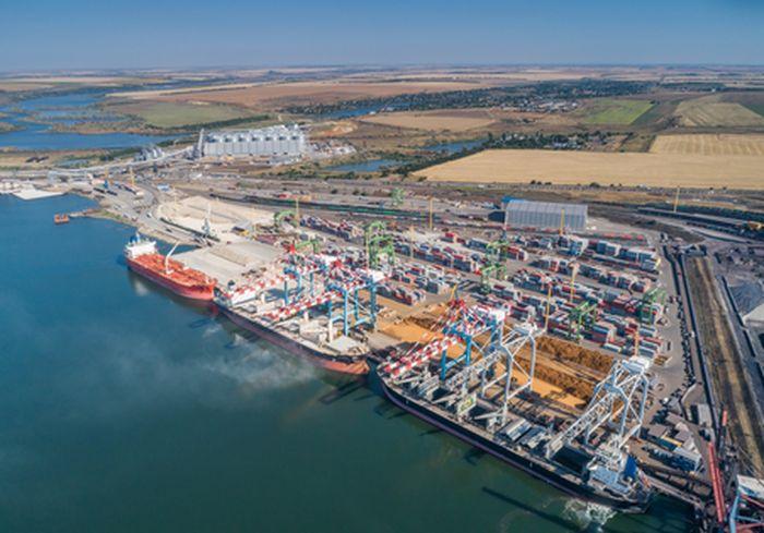В Украину заходит крупнейший портовый оператор в мире