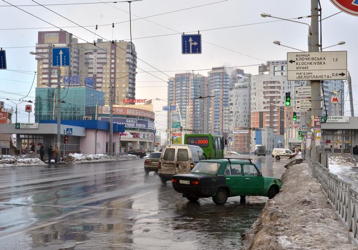 Харьков занял последнее место среди областных центров