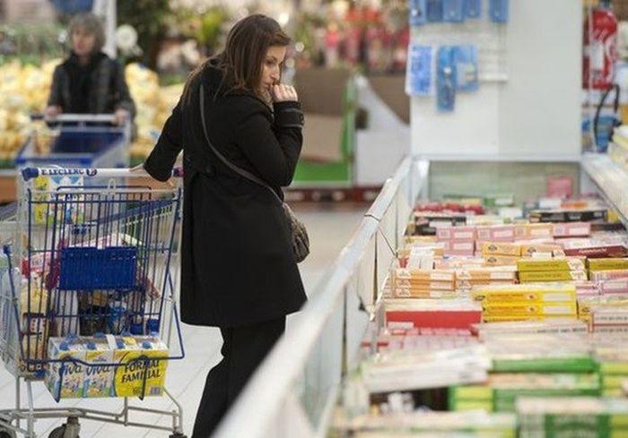 В Украине ухудшились потребительские настроения