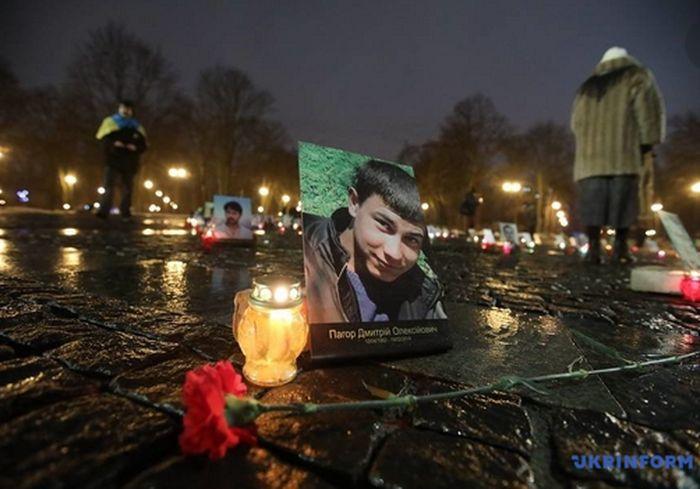 В Харькове появятся портреты героев Небесной Сотни