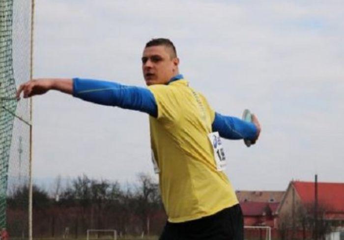 Дискобол из Харькова выиграл чемпионат Украины