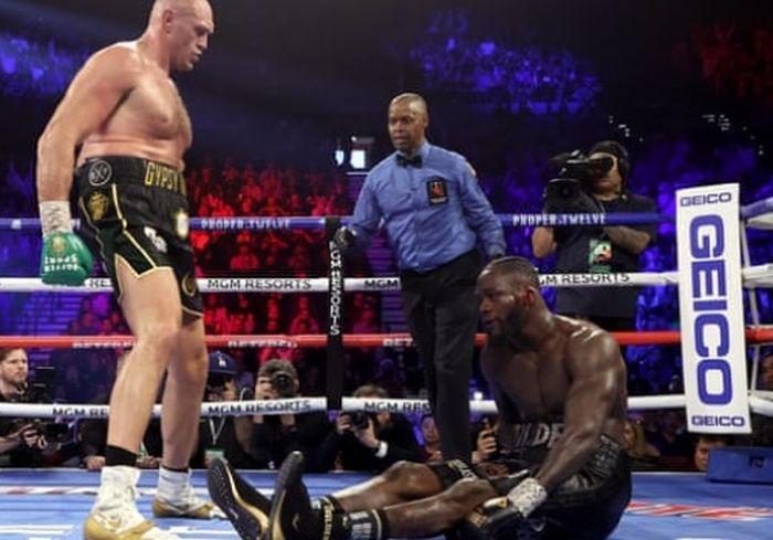 В супертяжелом весе появился новый чемпион мира