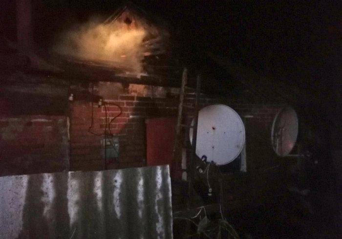 В Харьковской области на пожаре погиб мужчина