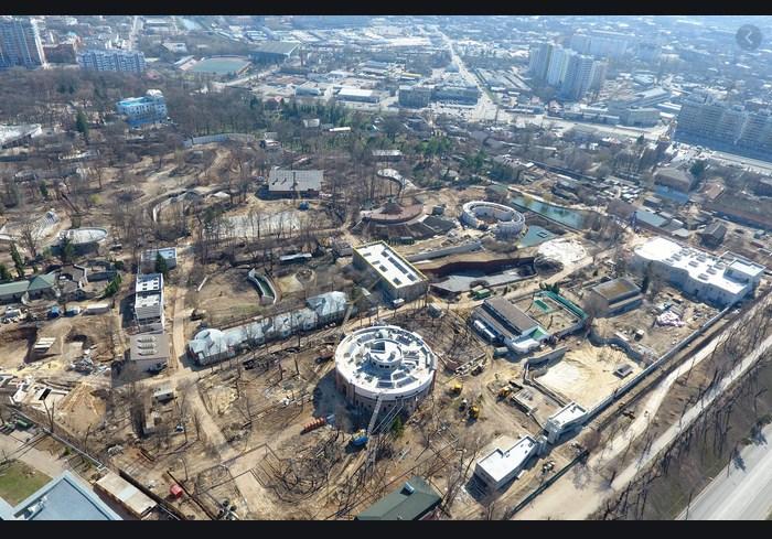 Харьковский зоопарк потратит 6 миллионов на реконструкцию туалета