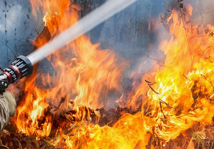 Пожар в Харькове: горело в многоэтажке
