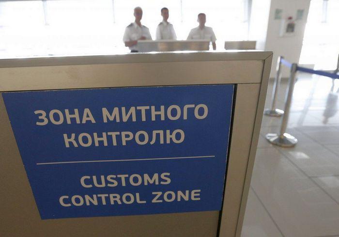 Российский след: в Борисполе задержали жителей Харькова с военнными товарами на крупную сумму