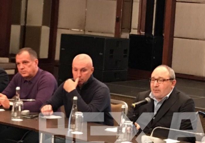«Посмешище какое-то»: Ярославский резко отреагировал на отсутствие Кучера на заседании антикризисного центра (видео)