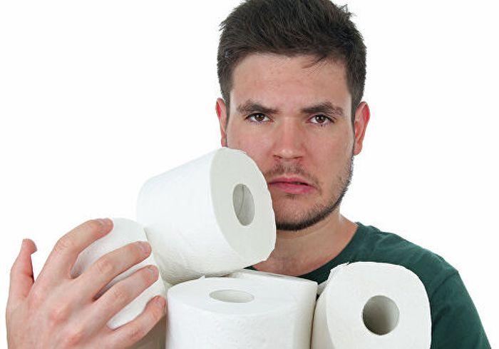 Die Welt: Производители туалетной бумаги в Германии начали бить тревогу