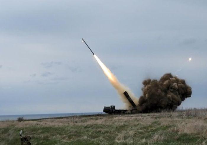 Украинские ракетчики добились впечатляющего успеха (видео)