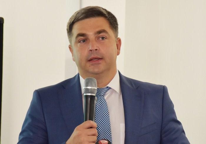 В ХОГА уволили первого заместителя Алексея Кучера Виталия Погосяна