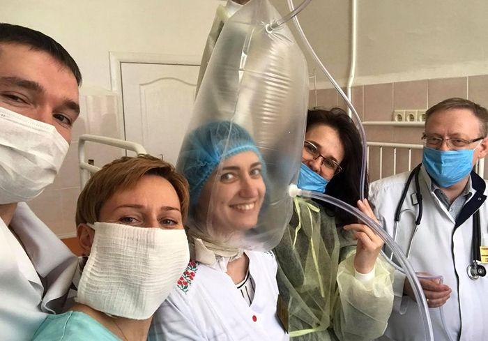 Альтернатива ИВЛ: изобретение харьковского врача оказалось востребованным по всей Украине