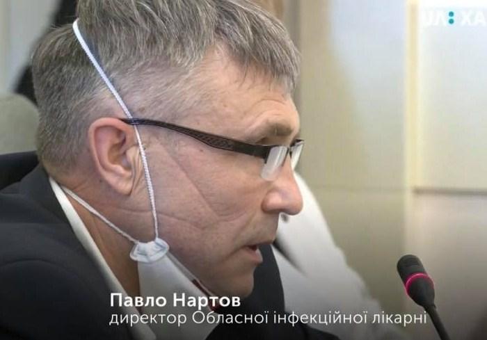 Главврач Харьковской областной инфекционной больницы заразился COVID-19, - СМИ