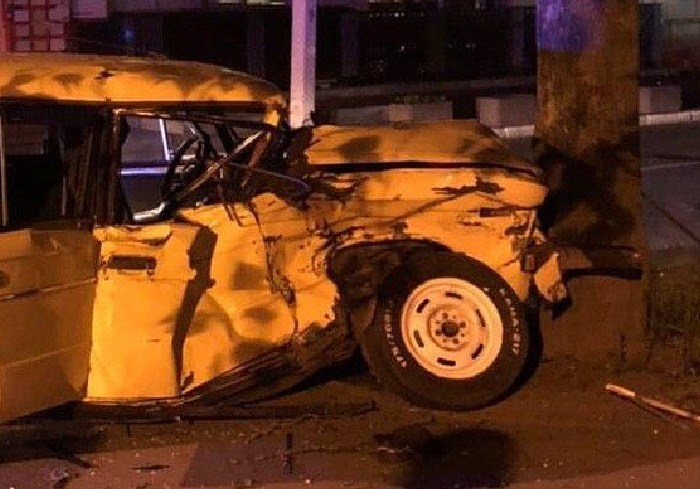 Полиция выясняет обстоятельства аварии в Шевченковском районе Харькова