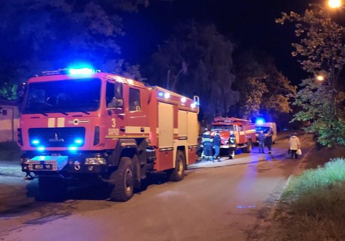 В Харьковской области за минувшую неделю в пожарах погибли пять человек