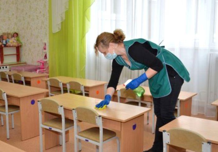Харьковские детсады готовятся принимать детей (видео)